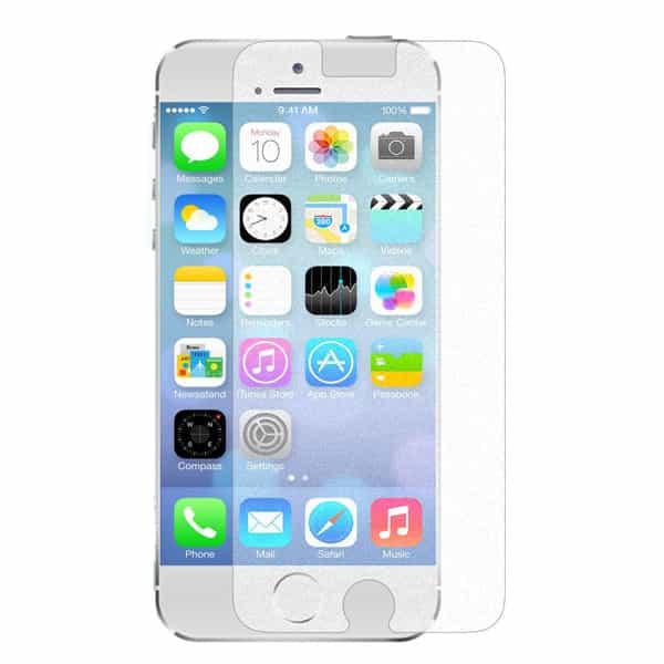 iPhone 6/6S - Mat Anti-Glare Beskyttelsesfilm-0