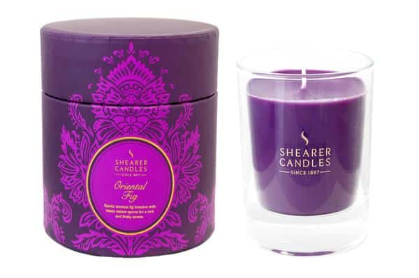 Shearer Candles Oriental Fig Gift Box 1stk