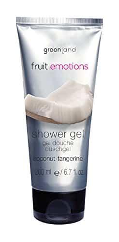 Greenland Fruit Emotions Coconut-tangerine Showergel 200 Ml