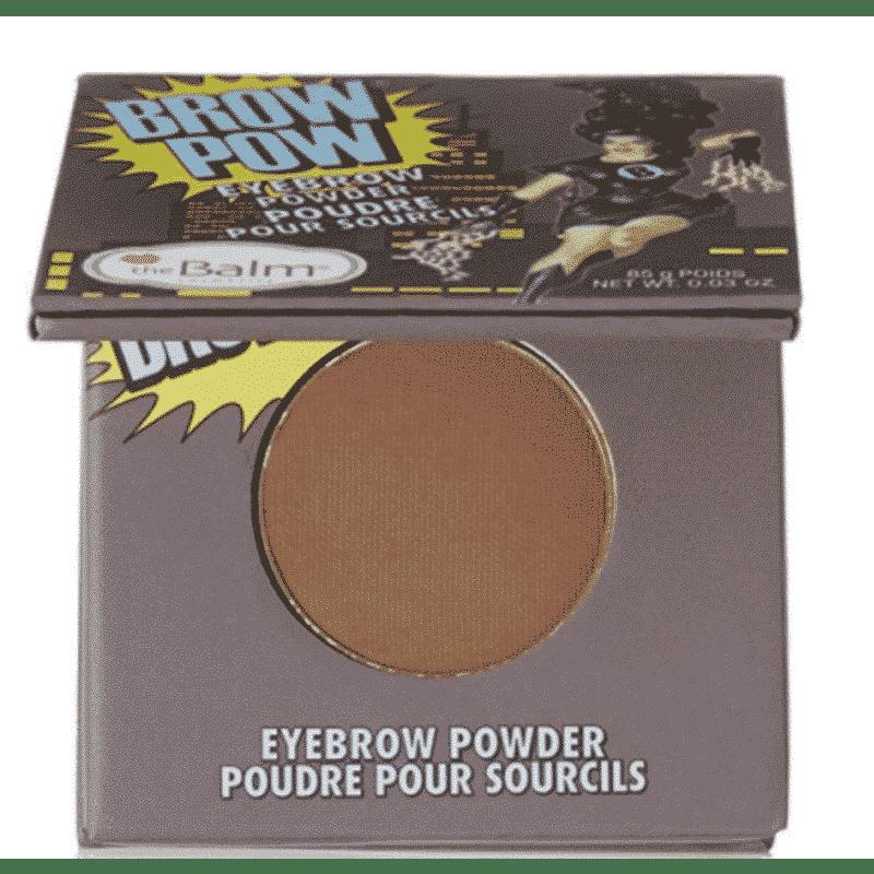 The Balm Brow Pow Eyebrow Powder Blonde Jenbrynsskygge 0 85 G