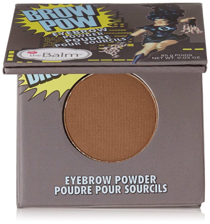 The Balm Brow Pow Eyebrow Powder Dark Brown 0.85 G
