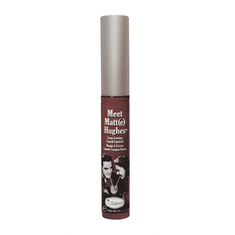The Balm Meet Matt E Hughes Long Lasting Liquid Lipstick L Bestift 7.4 Ml