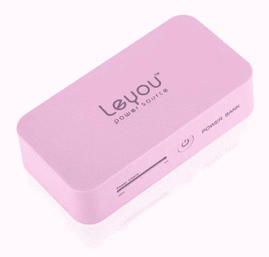 Leyou-powerbank-5600-mah-lyseroed