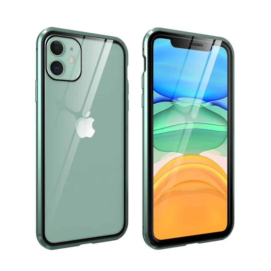 iPhone 12 Mini Perfect Cover Grøn