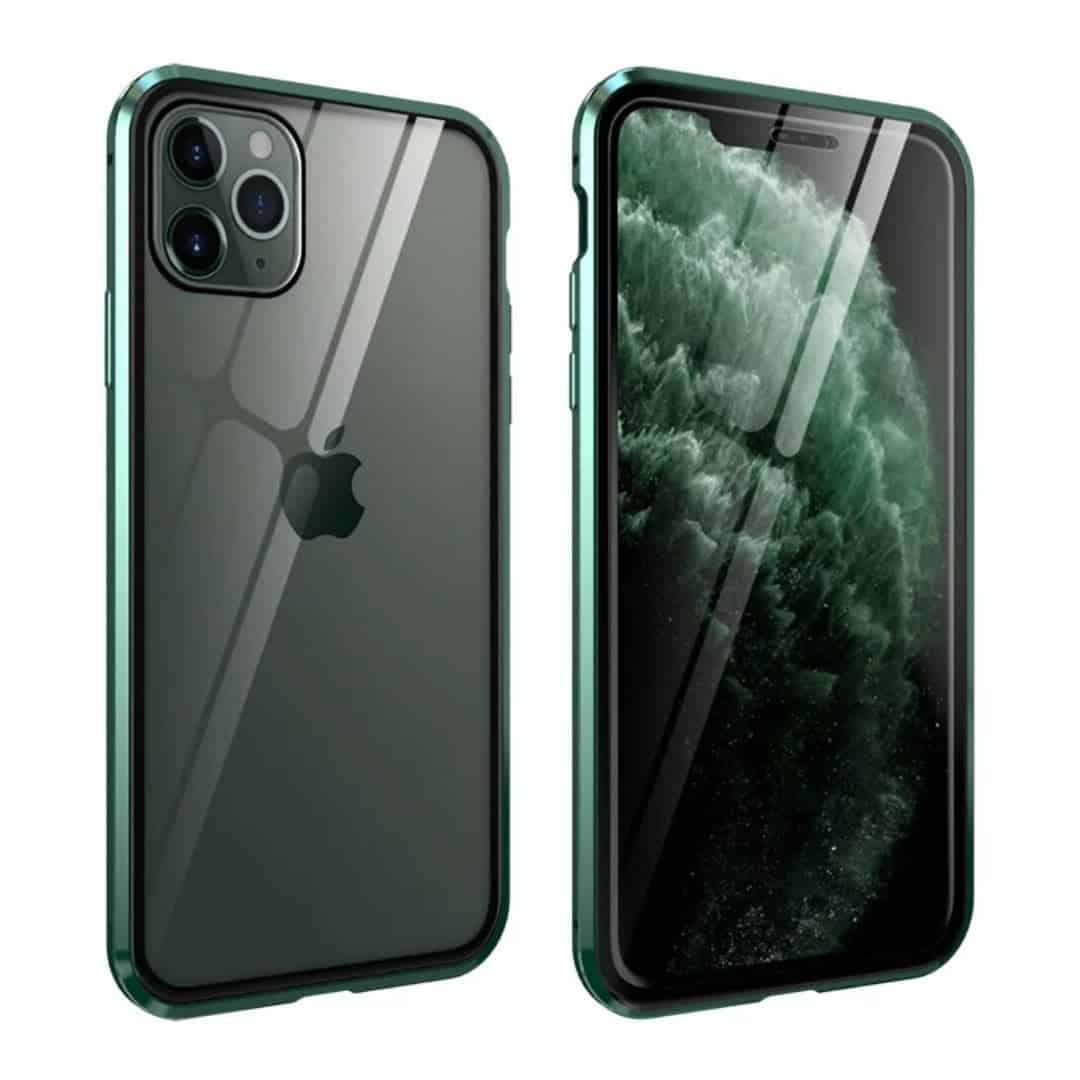 iPhone 12 Pro Perfect Cover Grøn
