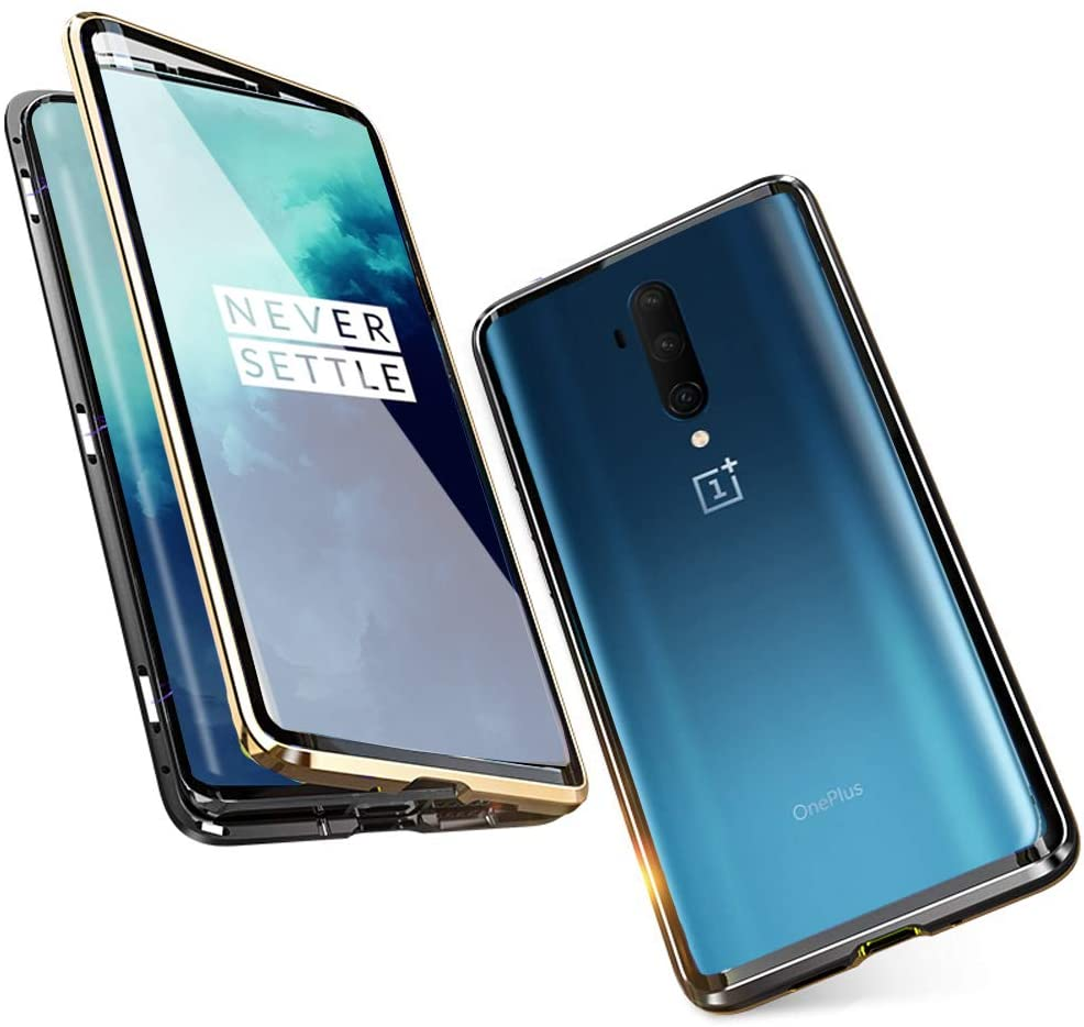 OnePlus 7T Pro Perfect Cover Guld