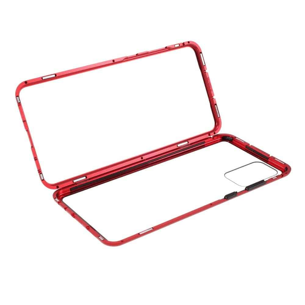 Samsung S20 FE Perfect Cover Rød