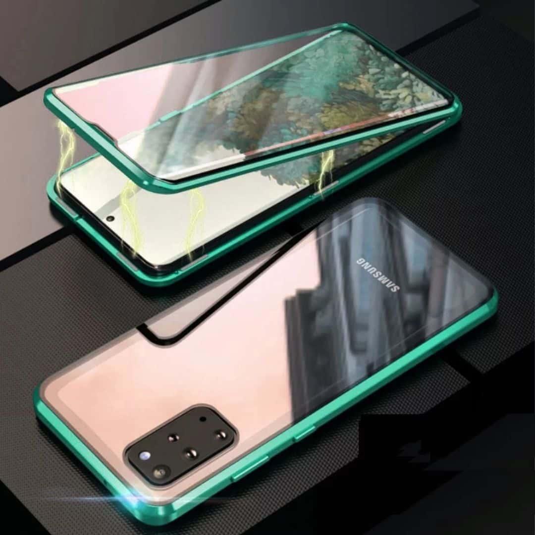Samsung S20 Lite Perfect Cover Grøn
