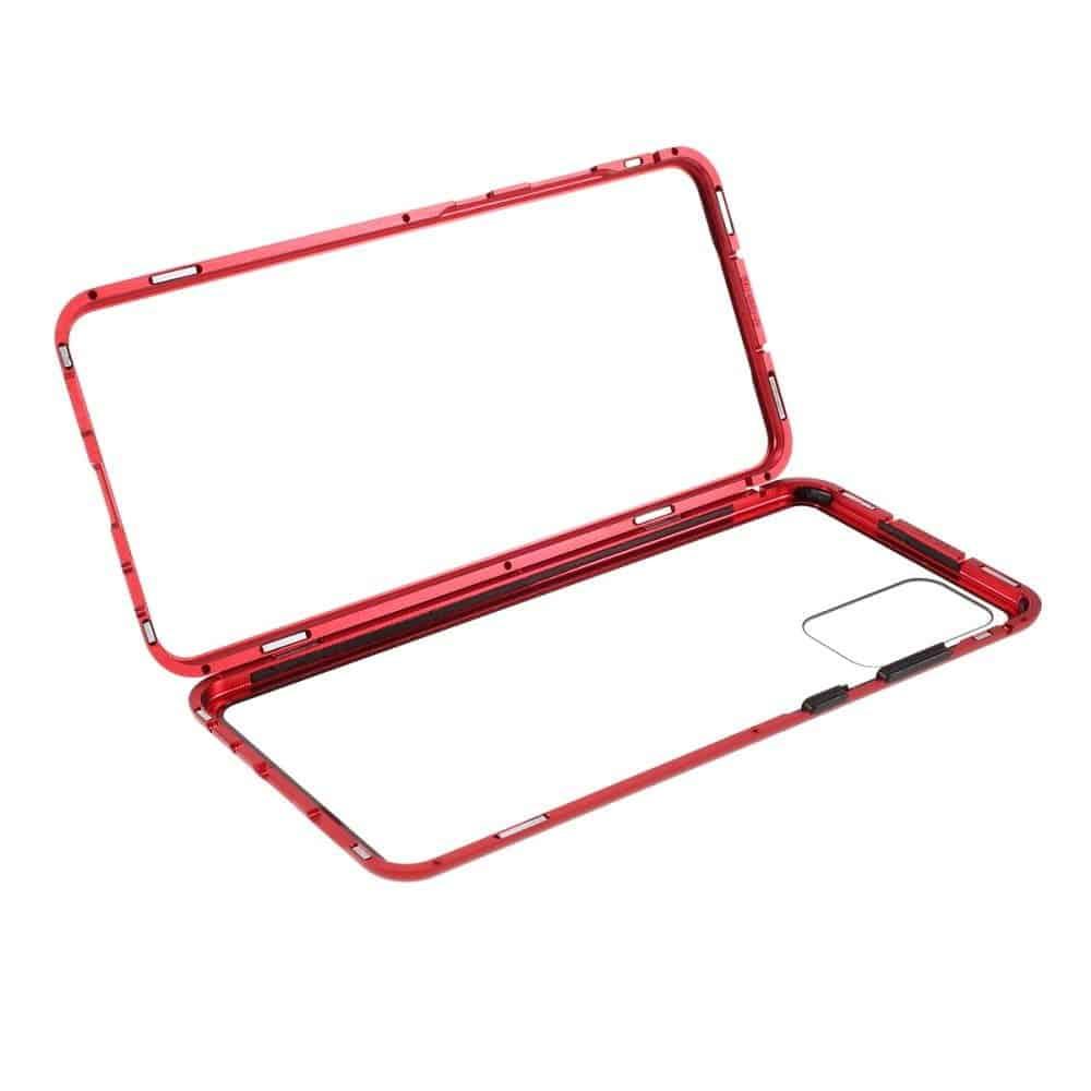 Samsung S20 Lite Perfect Cover Rød