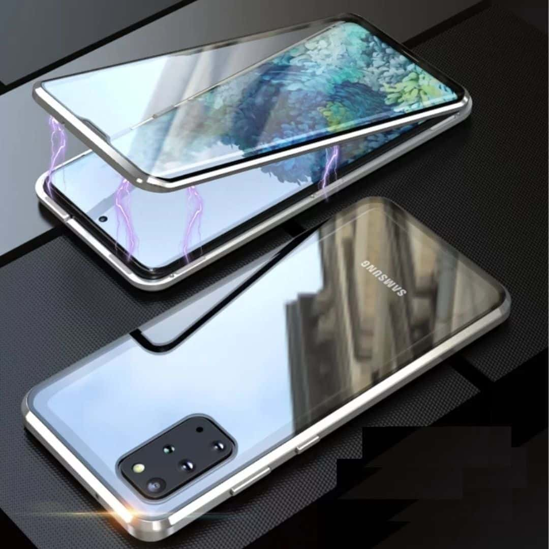 Samsung S20 Lite Perfect Cover Sølv