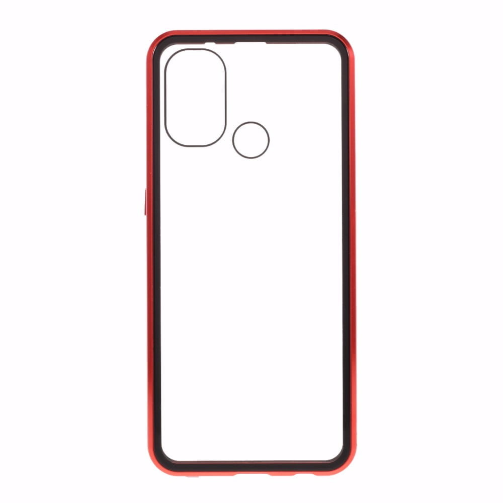 OnePlus Nord N100 Perfect Cover Rød