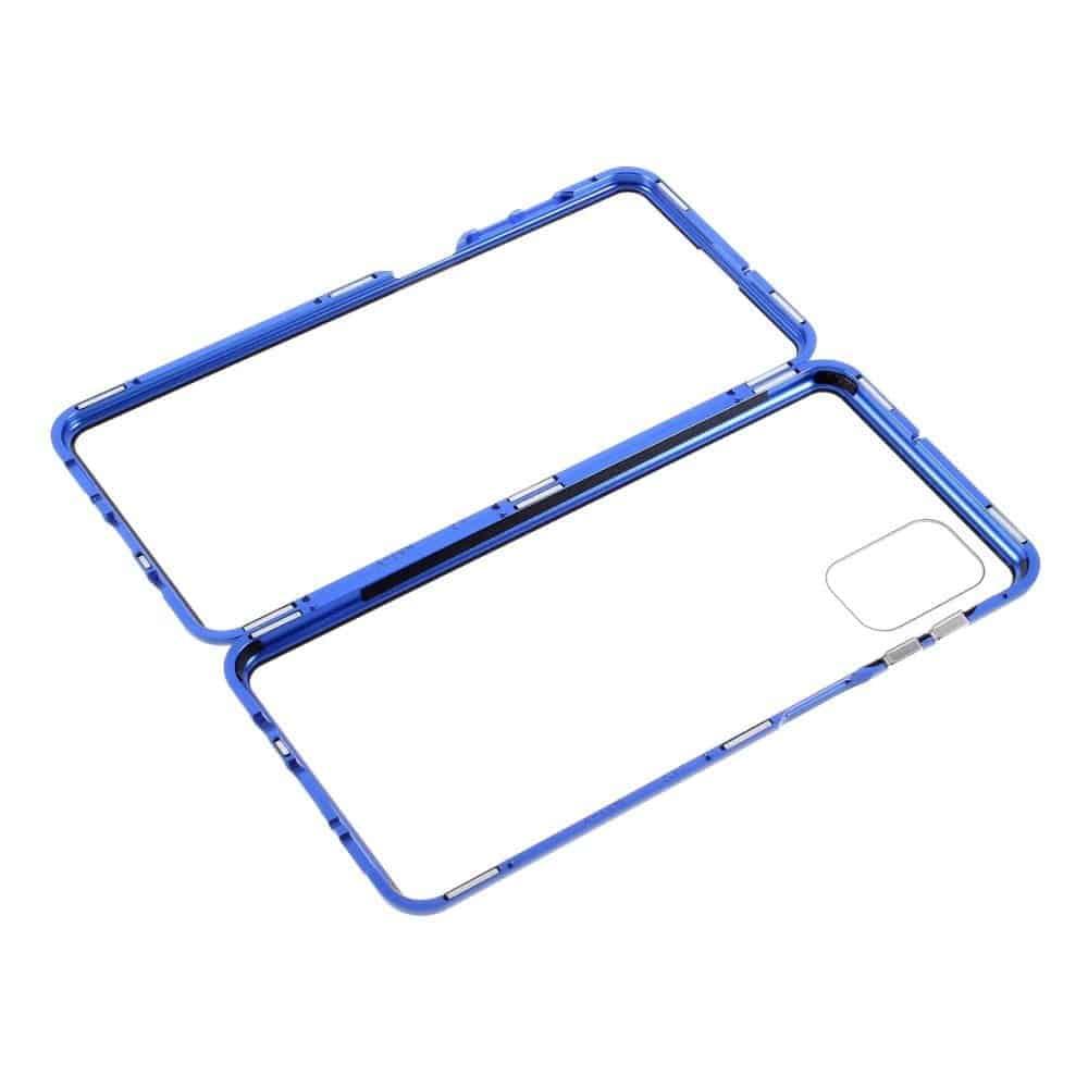 Samsung M51 Perfect Cover Blå