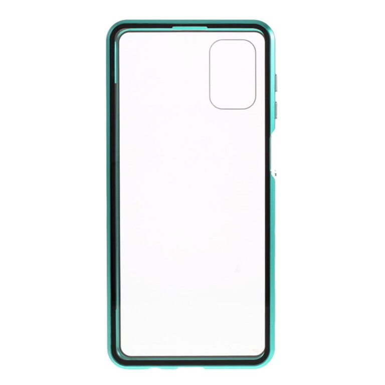 Samsung-m51-perfect-cover-groen-2
