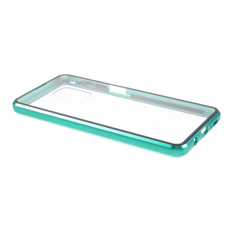 Samsung-m51-perfect-cover-groen-4