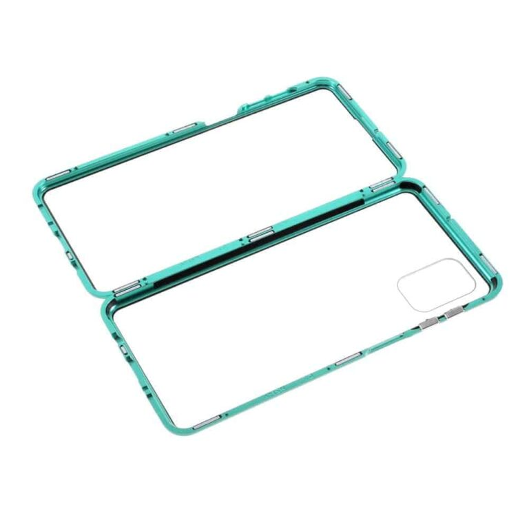 Samsung-m51-perfect-cover-groen