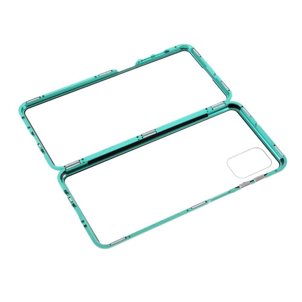 Samsung M51 Perfect Cover Grøn