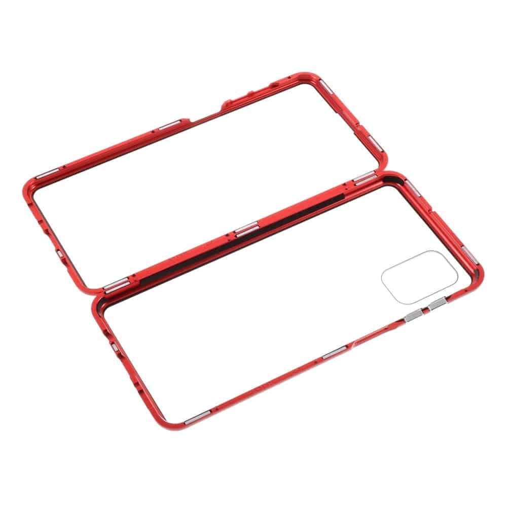 Samsung M51 Perfect Cover Rød