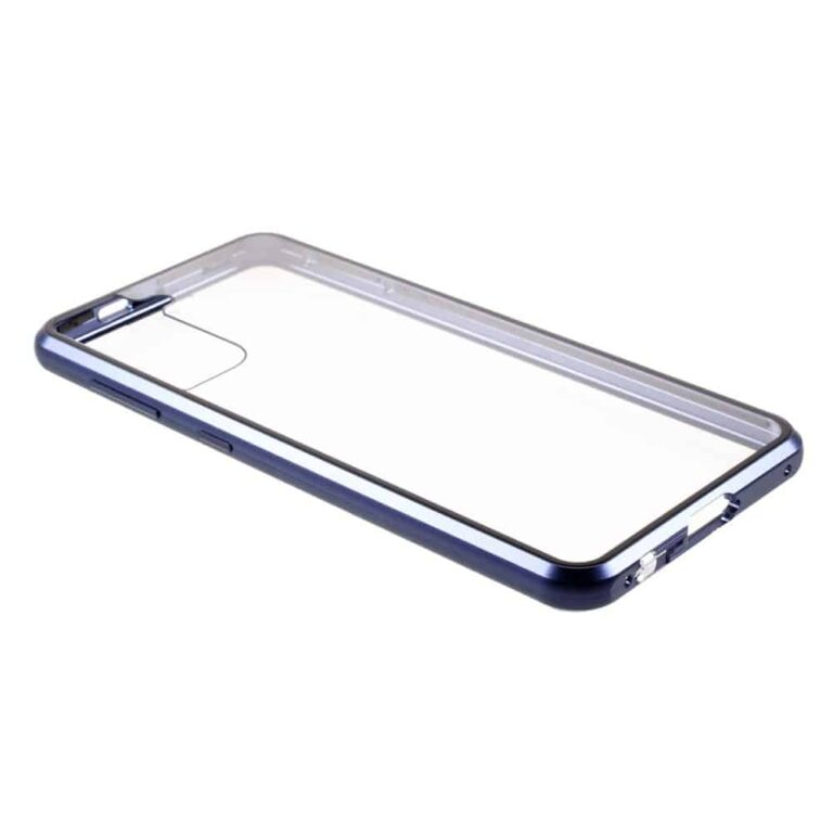 Samsung-s21-perfect-cover-blaa-beskyttelses-cover