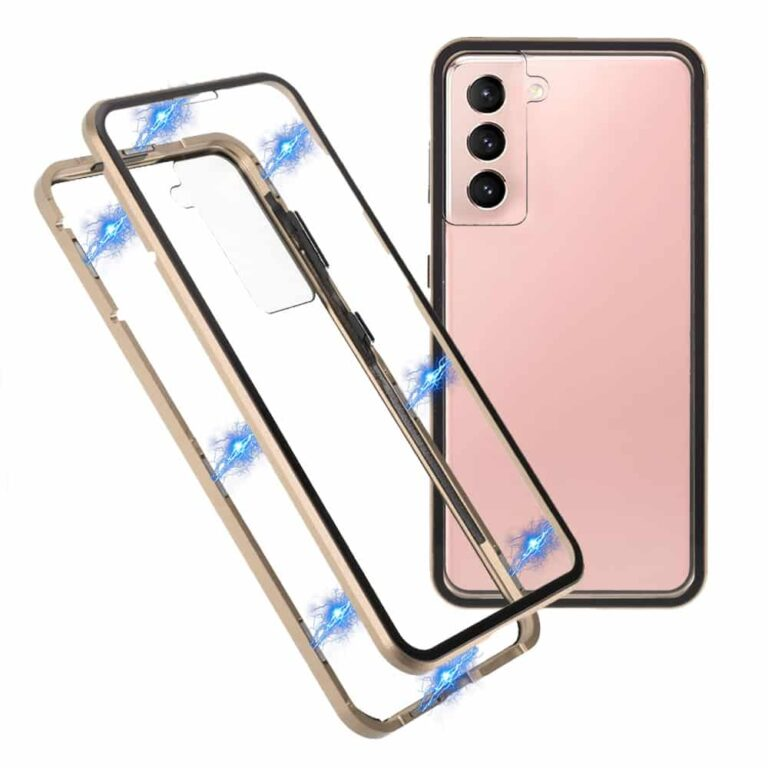 Samsung-s21-perfect-cover-guld-1