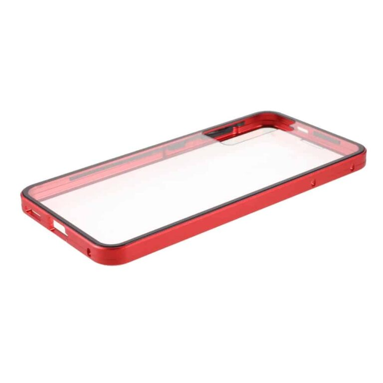 Samsung-s21-perfect-cover-roed-4