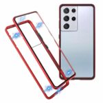 Samsung-s21-ultra-perfect-cover-roed-1