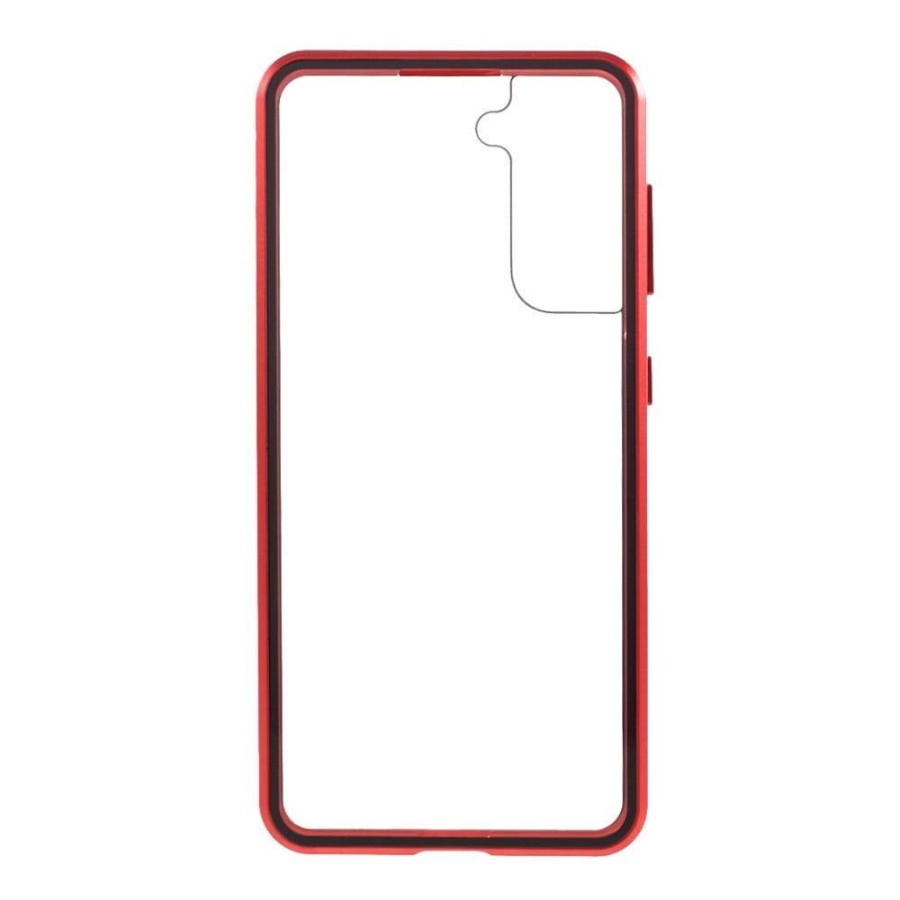 Samsung S21 Perfect Cover Rød
