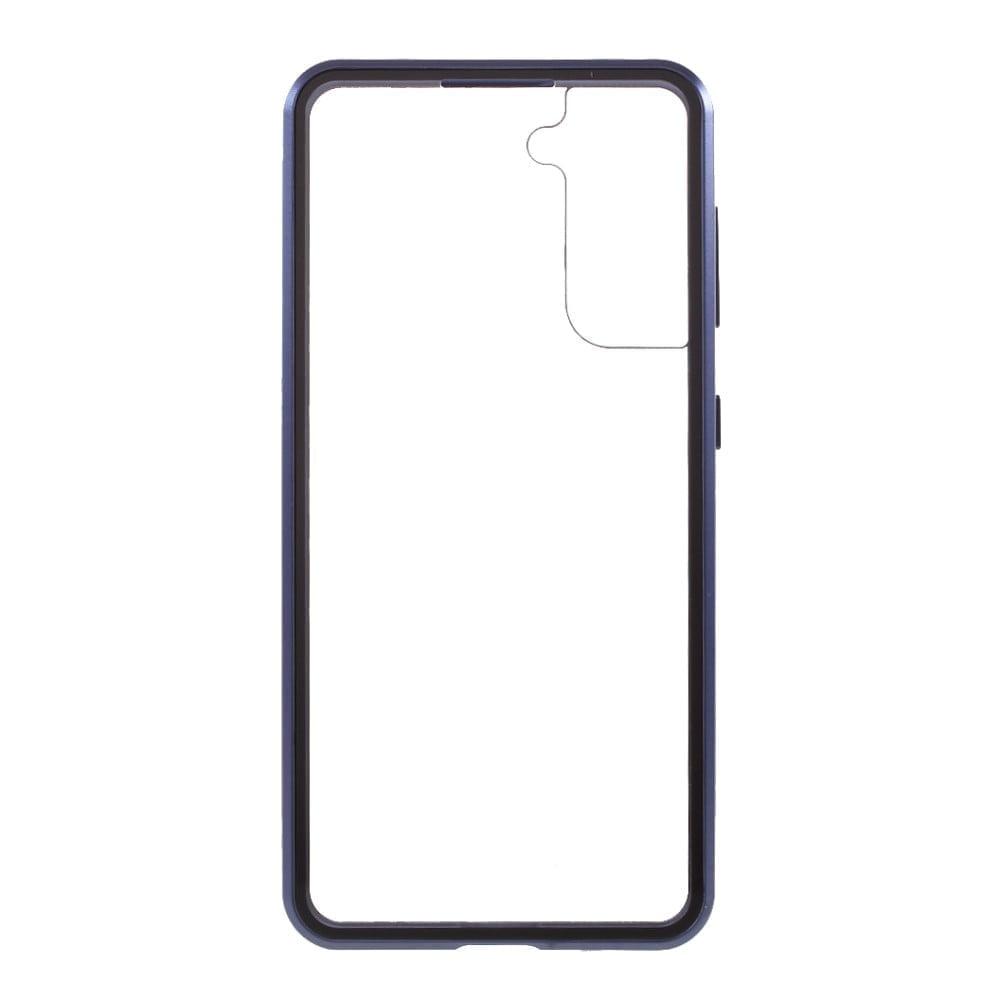 Samsung S21 Plus Perfect Cover Blå