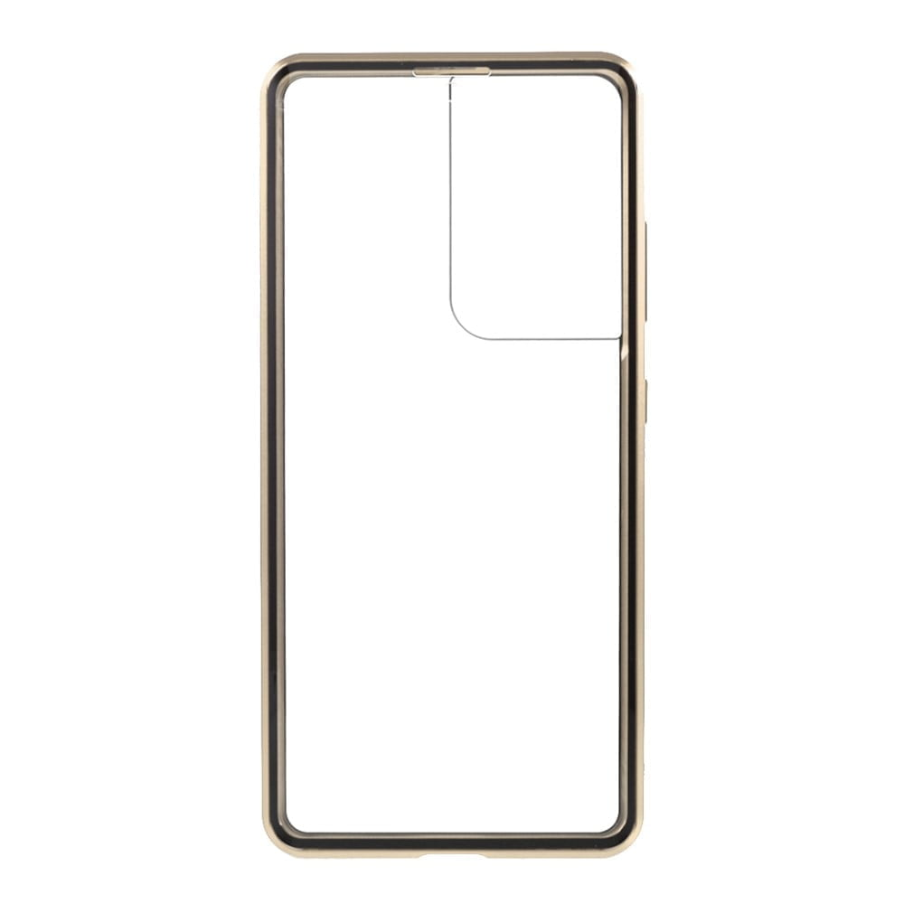 Samsung S21 Ultra Perfect Cover Guld