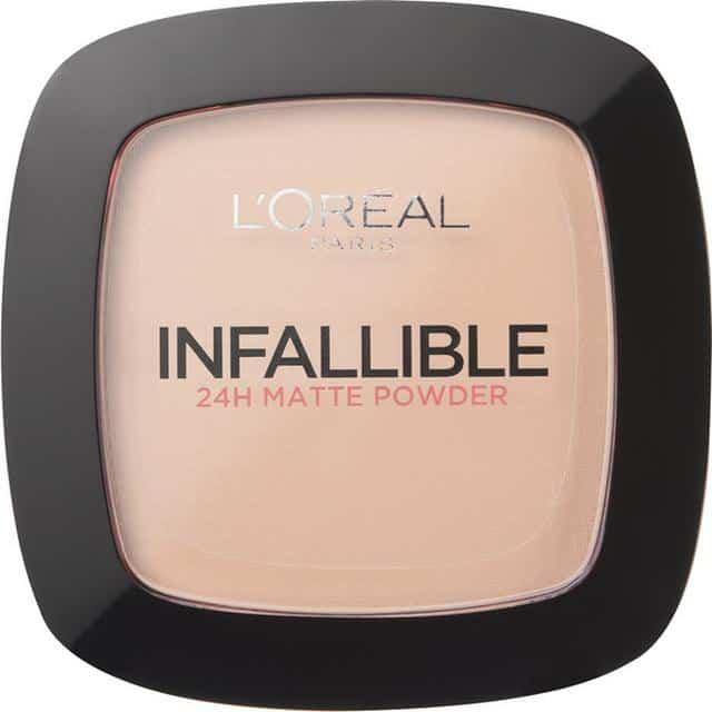 Loreal-paris-infallible-24h-matte-powder