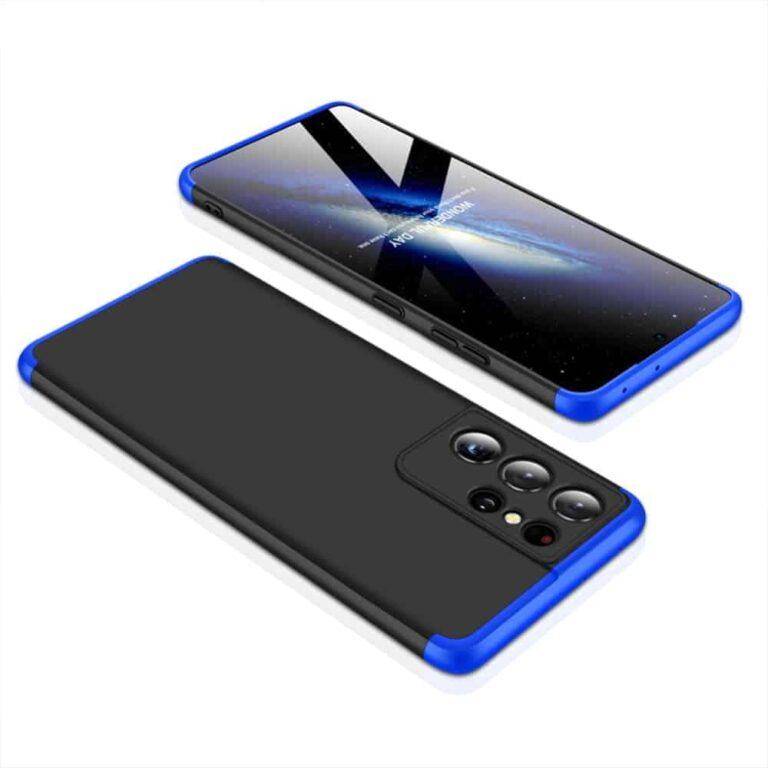 Samsung-s21-ultra-360-beskyttelsescover-sortblaa-1-1-1