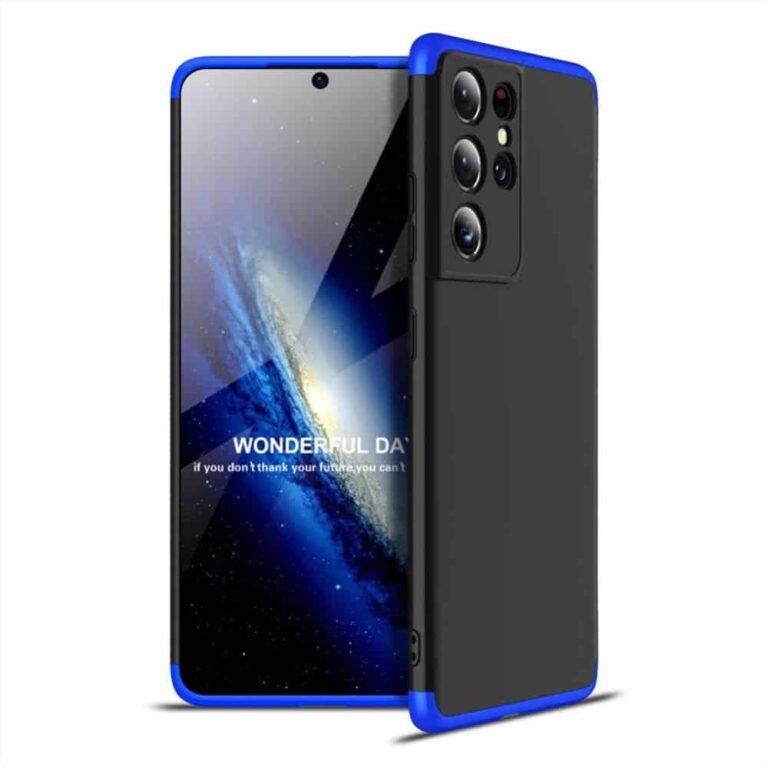 Samsung-s21-ultra-360-beskyttelsescover-sortblaa-2-1-1