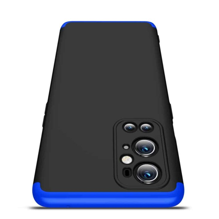 Oneplus-9-pro-360-beskyttelsescover-sortblaa-mobil-cover