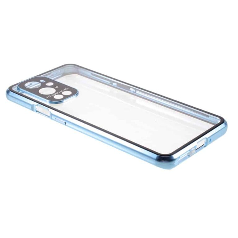 Oneplus-9-pro-perfect-cover-blaa-beskyttelse