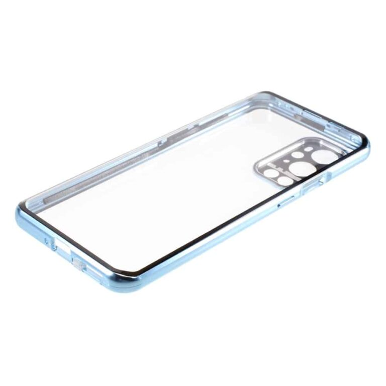 Oneplus-9-pro-perfect-cover-blaa-beskyttelses-cover