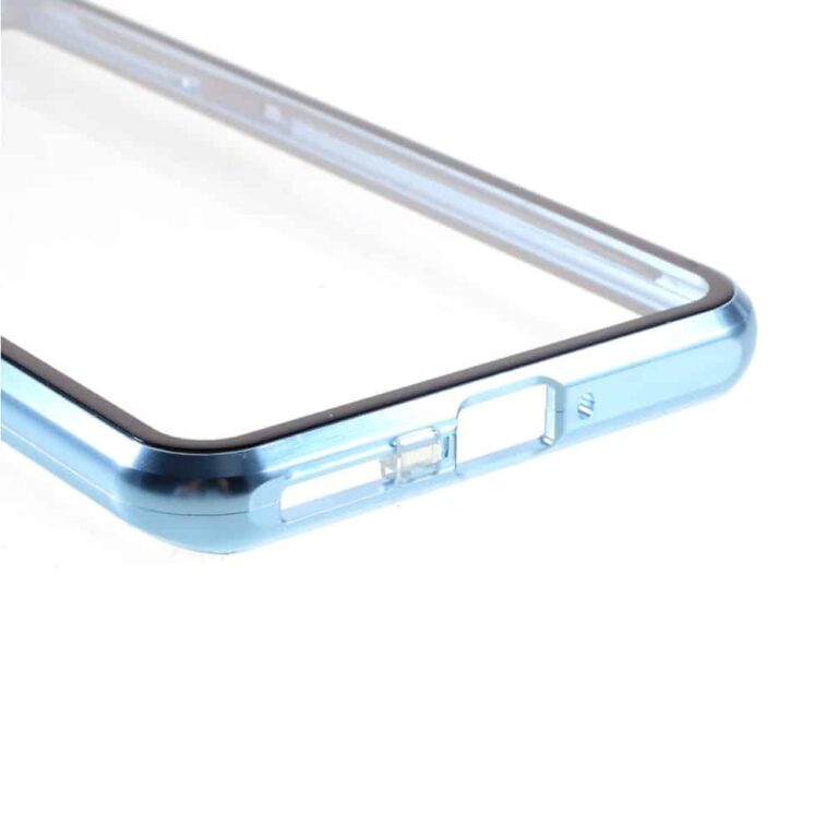 Oneplus-9-pro-perfect-cover-blaa-mobilbeskyttelse