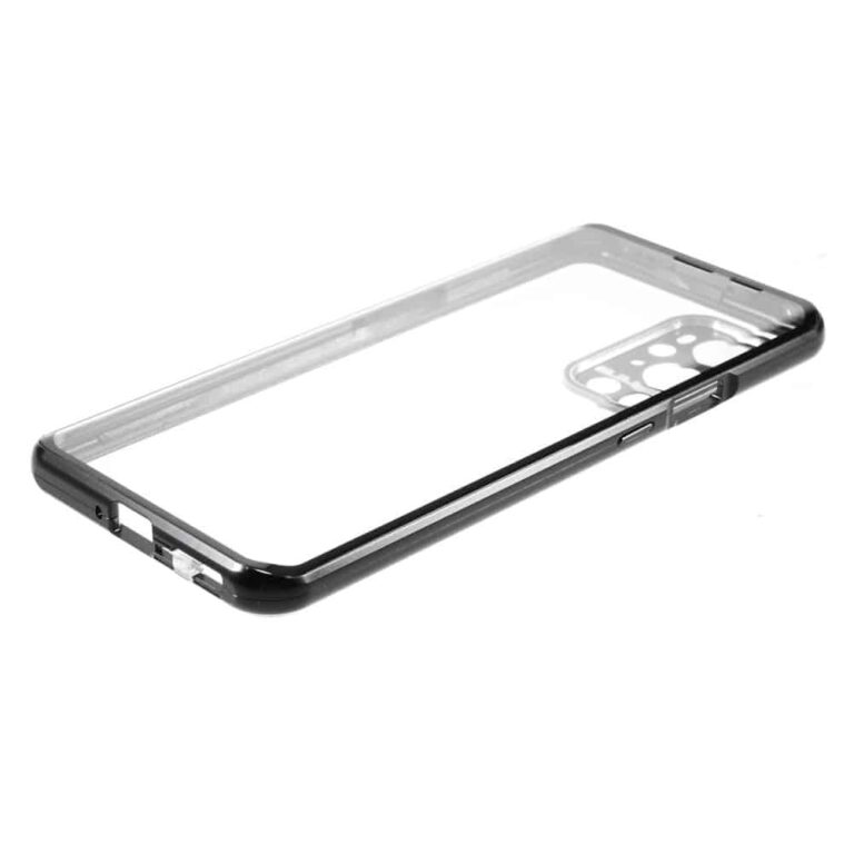 Oneplus-9-pro-perfect-cover-sort-beskyttelses-cover