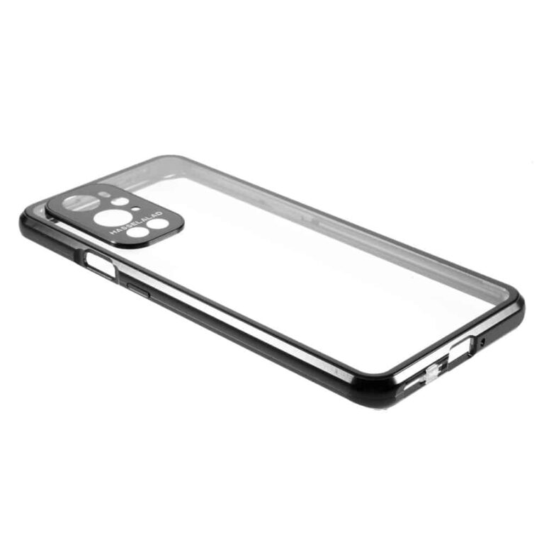 Oneplus-9-pro-perfect-cover-sort-mobil-beskyttelse
