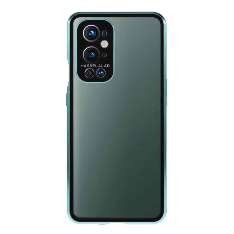Oneplus-9-pro-perfect-covers-groen-beskyttelse