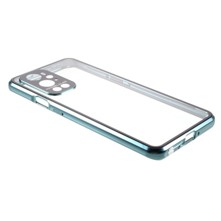 Oneplus-9-pro-perfect-covers-groen-beskyttelsescover