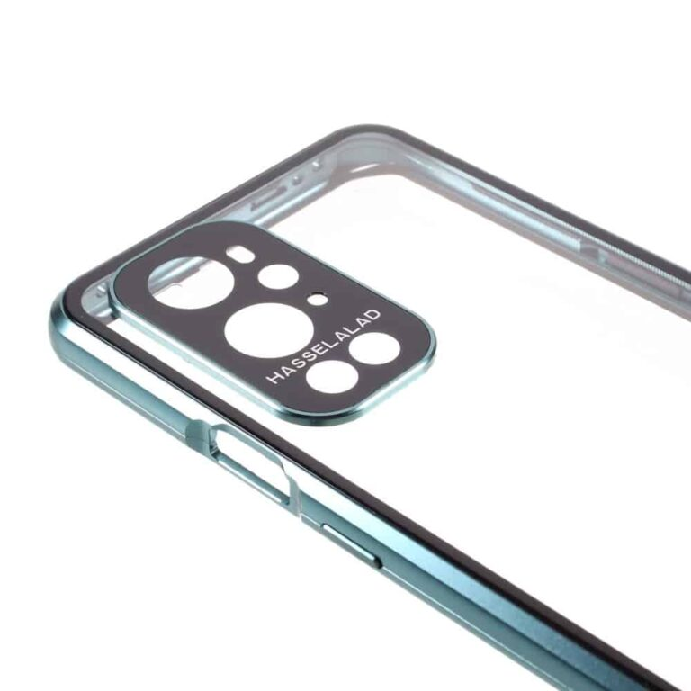 Oneplus-9-pro-perfect-covers-groen-mobilbeskyttelse