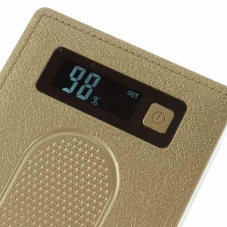 Powerbank-15000-mah-guldfarve-stroemforsyning