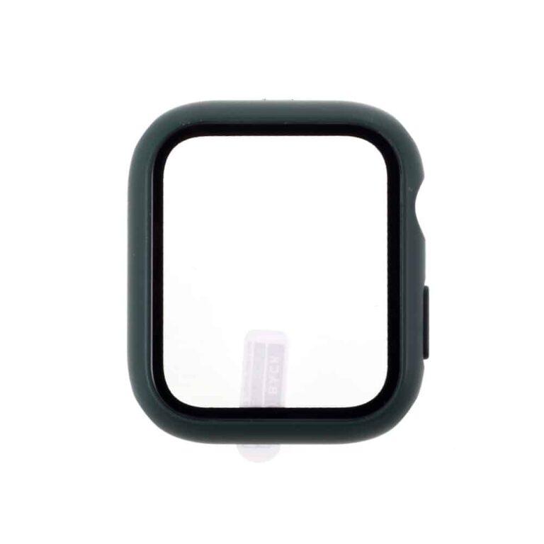 Apple-watch-full-protection-moerkegroen-44mm
