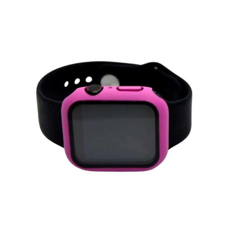 Apple-watch-full-protection-rosa-44mm-ur-cover-beskyttelse-covers
