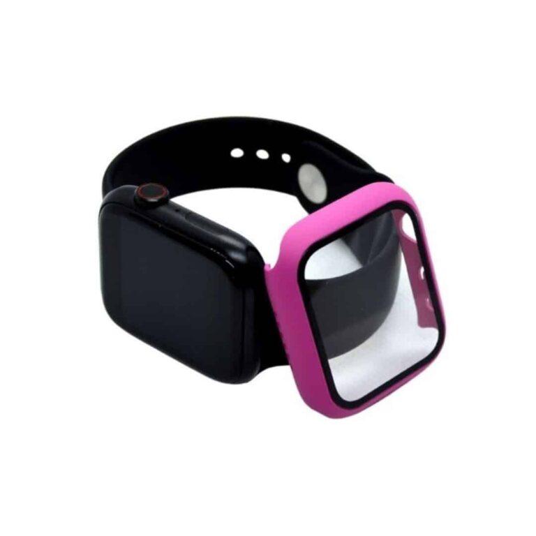 Apple-watch-full-protection-rosa-44mm-ur-covers-beskyttelse