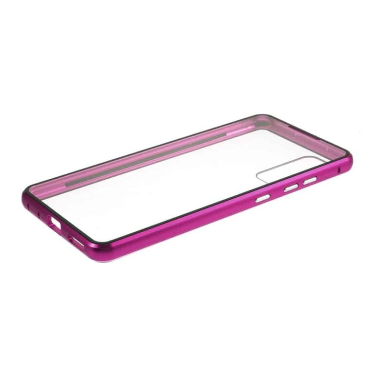 Samsung-s20-fe-perfect-cover-lilla-cover-beskyttelse
