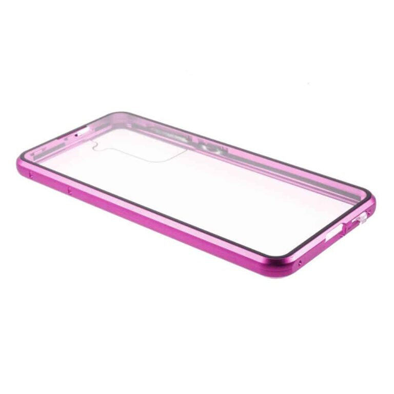 Samsung-s21-perfect-cover-lilla-beskyttelse