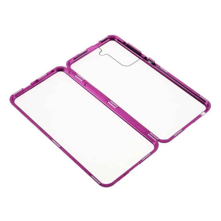 Samsung-s21-perfect-cover-lilla-cover