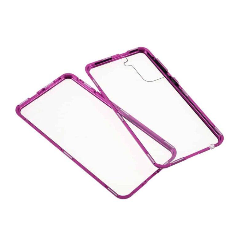 Samsung-s21-perfect-cover-lilla-mobilcover