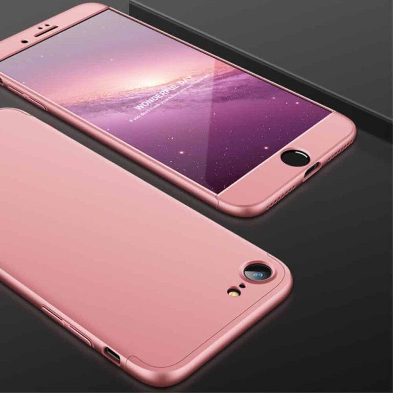 Iphone-8-360-beskyttelsescover-rosa