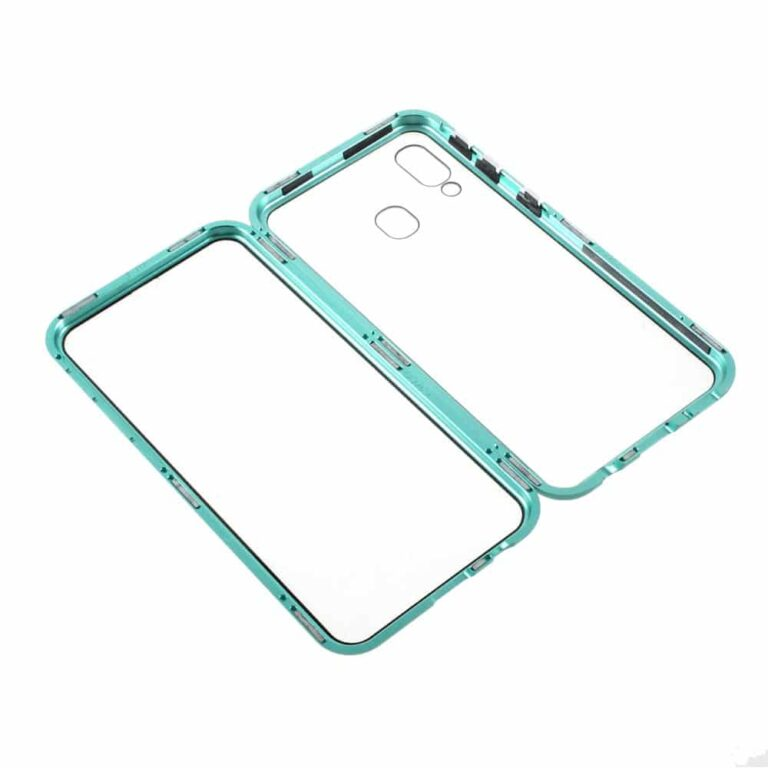 Samsung-a40-perfect-cover-groen-1
